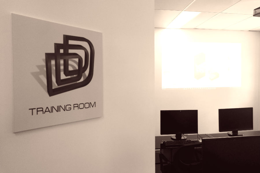 3DSL Training Room BW px