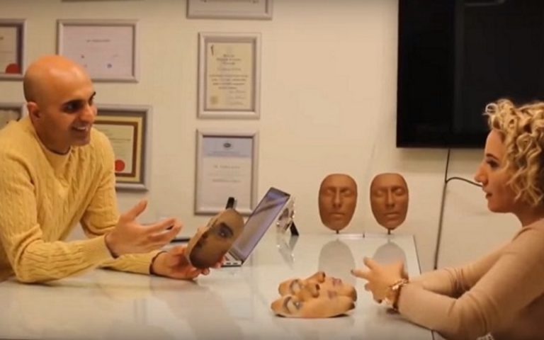 It is much easier and quicker to gain patient consent to surgery with the use of 3d printed examples created from the Artec Eva 3d scans