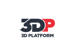 Logo for 3DP 3D Platform