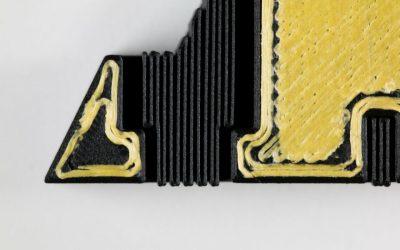 Markforged 3D printers Kevlar and Onyx