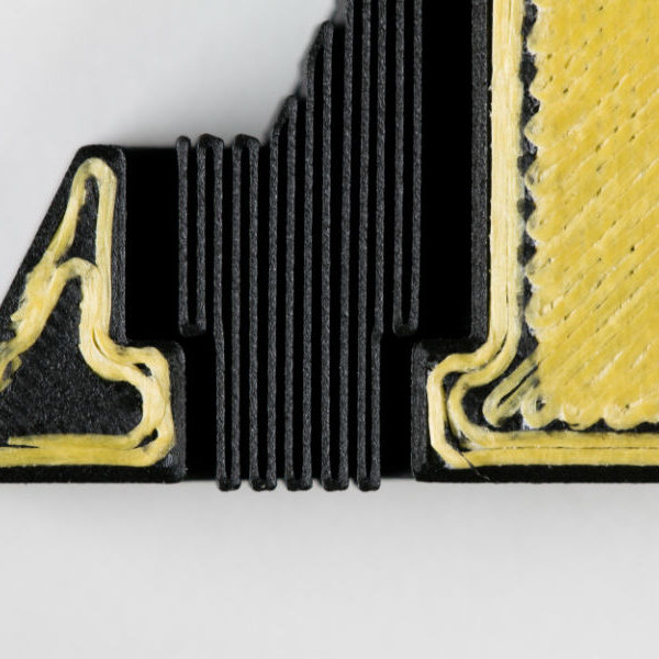 Markforged 3D printers Kevlar and Onyx