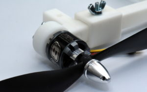3D Printed Drone Mockup Parts